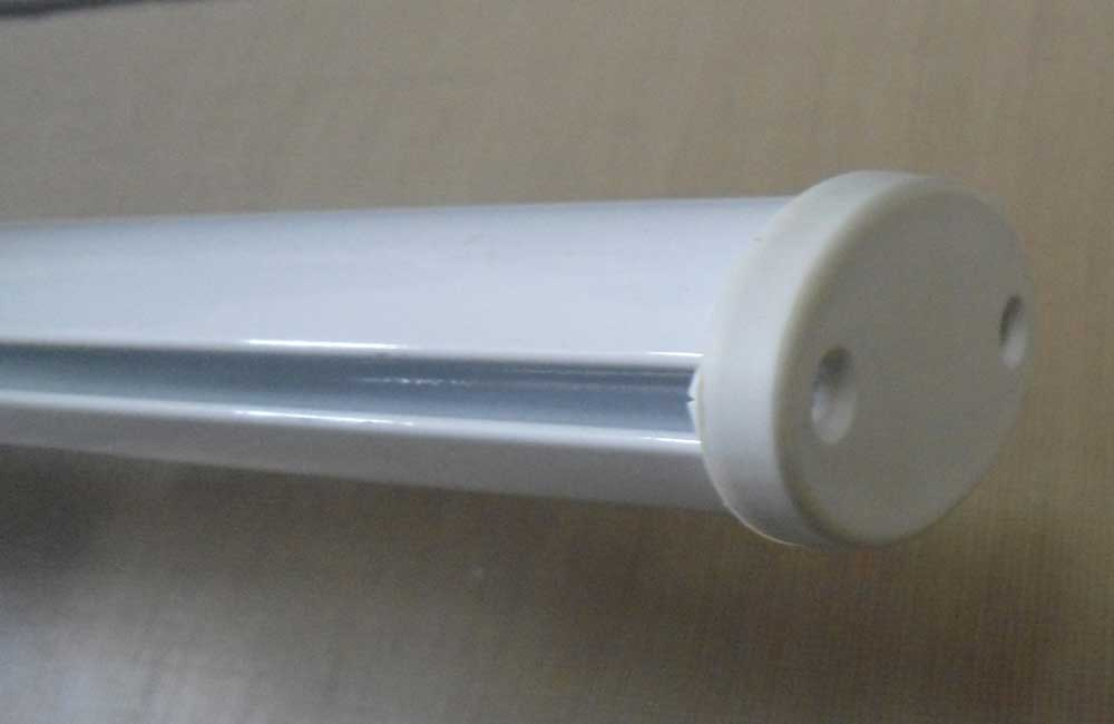 sarrafo oval inferior com tampa alumínio